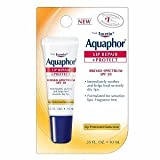 Aquaphor Lip Repair + Protect Lip Balm Sunscreen Uva/Uvb Spf30, 0.35 Oz