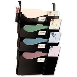 Officemate 4-Pocket Grande Central Filing System