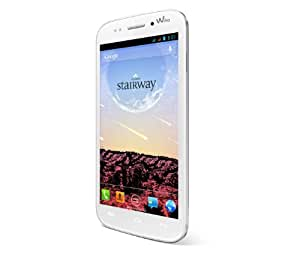 Wiko Stairway Smartphone USB Android 4.2.1 Jelly Bean Blanc