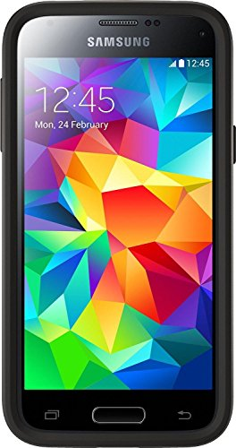 Otterbox Cell Phone Case for Galaxy S5 Mini - Retail Packaging - Black (Galaxy S5 Mini Case compare prices)
