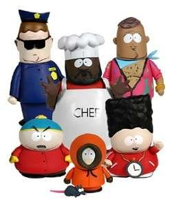 Picture of Mezco South Park Action Figures Collection (B000B91NL0) (Mezco Action Figures)