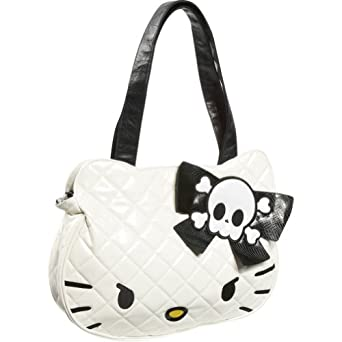 Hello Kitty Santb0399 Tote,White,One Size