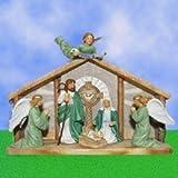 Kurt Adler Irish Nativity
