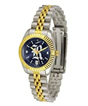 Rice University Owls Ladies Gold Dress Watch
