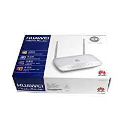 Huawei HG532D ADSL2+ 300Mbps Modem with Router (White)