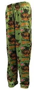 Flow Society Cotton Call of Flow Black Ops Unit Lounge Pants Youth