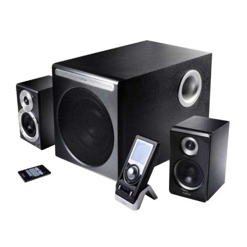 Sonderposten: Edifier, 2.1 Sound System, S530, schwarz