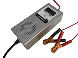 SIL4803, 48V 3 A Battery Charger & Maintainer, 48 Volt Trickle Charger and Maintainer,G4803