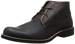 1883 by Wolverine Men\'s Orville Desert Fashion Sneaker,Black,8 M US