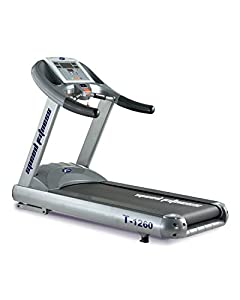 Sunrise Speed fitness commercial moterised Treadmill Walk Or Run Foldable Jogger Fitness Loose Weight good for heart model no.T1260 available at Amazon for Rs.210000