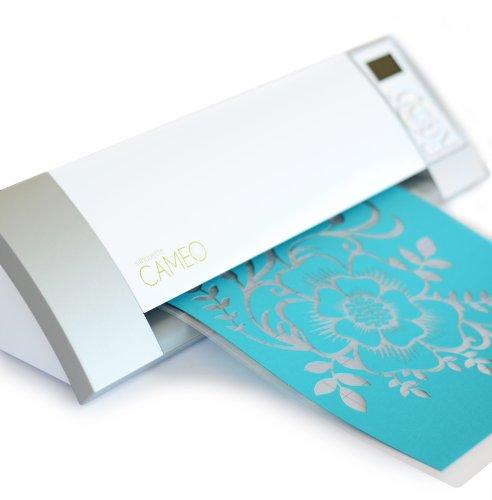 Silhouette Schneideplotter CAMEO (30 cm(11.8 Zoll)) weiß - 2