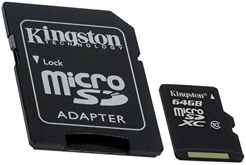 Professional Kingston Ultra 64GB MicroSDXC for your Verizon Wireless Razzle card is Custom Formatted