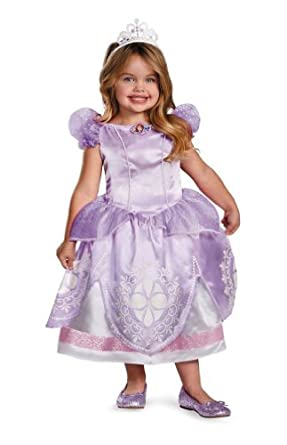 Sofia the First Baby Costume deluxe - Small
