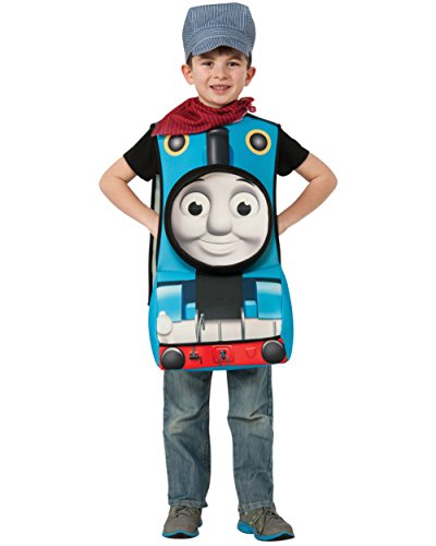 Rubies Thomas and Friends Deluxe 3D Thomas The Tank Engine Costume