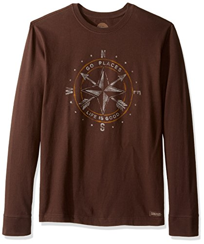 life-is-good-mens-go-places-compass-crusher-long-sleeve-tee-darkest-brown-x-large