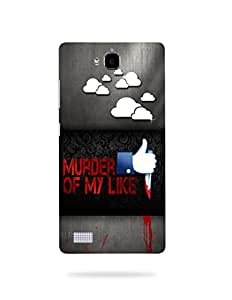 alDivo Premium Quality Printed Mobile Back Cover For Huawei Honor 3C / Huawei Honor 3C Back Case Cover (MKD107)