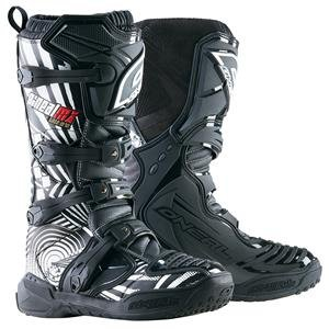 O'Neal Youth Element Limited Edition Boots (Panic, Size 8)