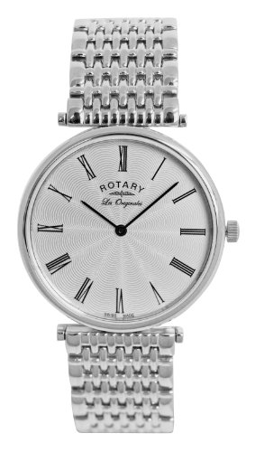 Rotary Gents Les Originales White Case Watch GB90000/21