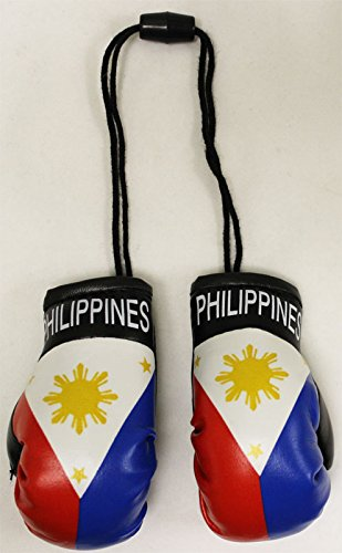 Philippines - Mini Boxing Gloves - 1