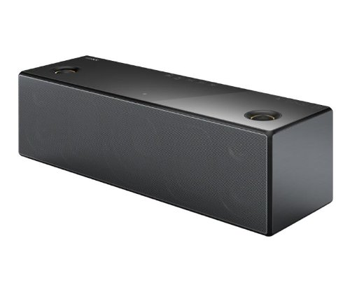 Sony Srsx9 High-Resolution Nfc Bluetooth Wi-Fi Speaker System