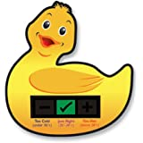 Duck Baby Bath Thermometer Card