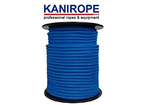 Polypropylenseil SH 4mm 100m BLAU Polypropylen Seil Reepschnur Leine Schnur Festmacher Rope