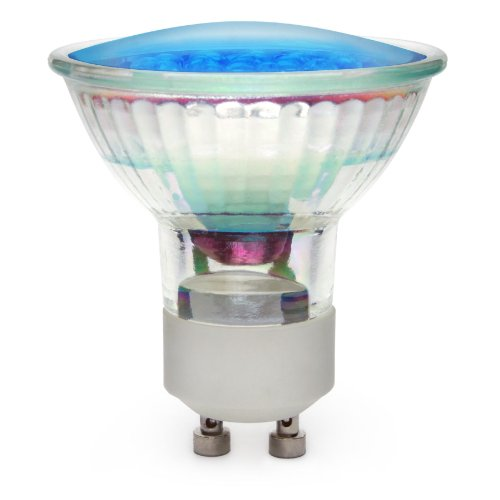 15 x Mains Halogen Lamp 50 Watt GU10 240V Bulb 2 Pin BC