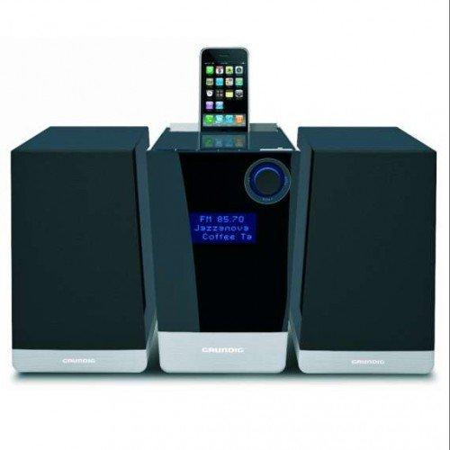 grundig ums 4950 ip kompaktanlage cd mp3 player sd mmc. Black Bedroom Furniture Sets. Home Design Ideas