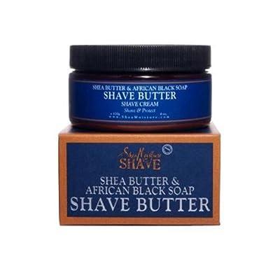 Shea Moisture Shave Butter, 6 Ounce