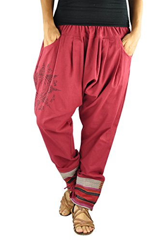 Sarouelpants, Pants, Alternative, Baggy, Cord , Cord pant