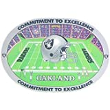 Oakland Raiders NFL Set Of 4 Placemats at Amazon.com