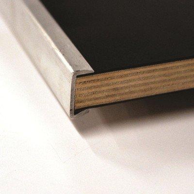 Original Series Rectangular Folding Table Frame Finish: Silver, Size: 30 x 72, Top / Edge: Laminate Windsor Mahogany / Vinyl Flush Edge (VFE) bqlzr 8 inch hairline finish silver security door slide flush latch bolt