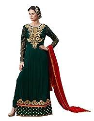 Surbhi Fashion-SDVI-SHEEBA10721-Designer Semi Stitched Dress Material