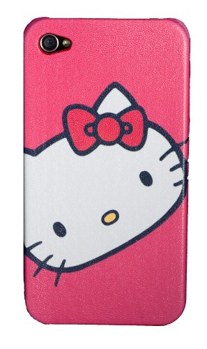 Hello Kitty iPhone 4 Hard Case Pink