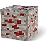 Veilleuse cube Minecraft minerai de fer 1-2-3