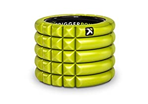 Trigger Point Performance The Grid Revolutionary Foam Roller, Lime