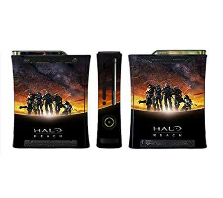 Halo Reach Game Skin for Xbox 360 Console