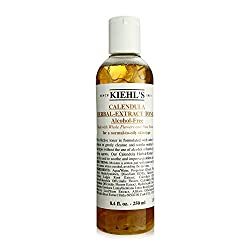 Calendula Herbal Extract Alcohol-Free Toner (Normal to Oil Skin) 250ml/8.4oz