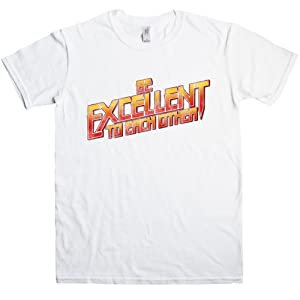 Refugeek Tees - Mens Be Excellent To Each Other T Shirt