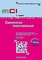 Commerce international 1re année BTS