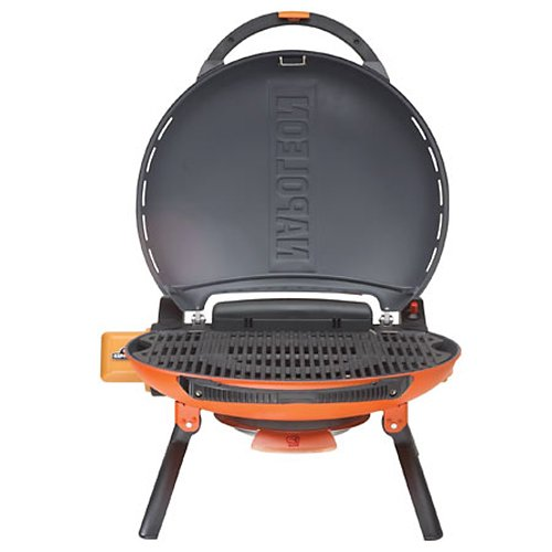 Napoleon OG3000 Travel Q Portable Gas Grill, Orange