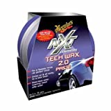 MEGUIARS NXT GENERATION CAR BODYWORK CLEANING/DETAILING TECH WAX PASTE/POLISH CHEX