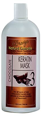 Brazilian Hair Treatment Mask - Step 3 by Breeze Natural Keratin