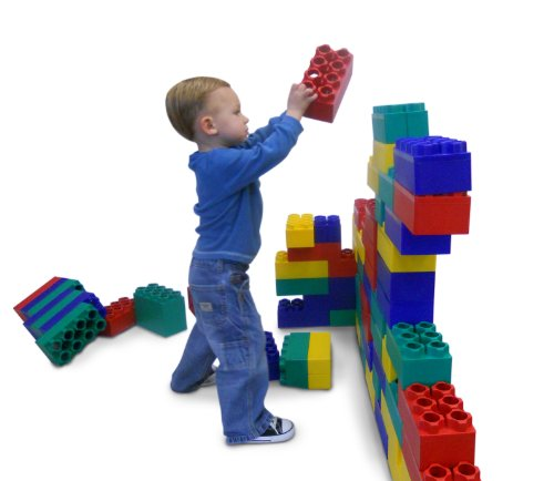 Kids Adventure Standard Jumbo Blocks 96 pc