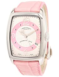 Bargain!! Armand Nicolet Women's 9631A-AS-P968RS0 TL7 Classic Automatic Stainless-Steel Watch USA Sale