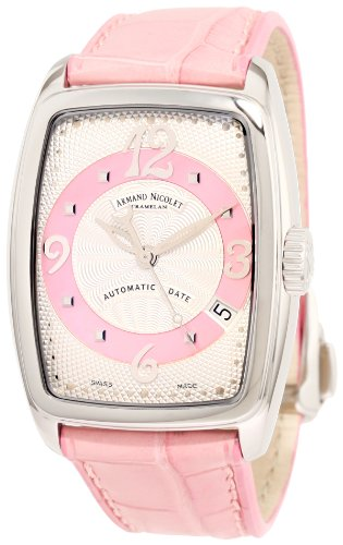 Armand Nicolet Women's 9631A-AS-P968RS0 TL7 Classic Automatic Stainless-Steel Watch