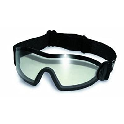 Global Vision Eyewear Flare Anti-Fog Goggles with Storage Pouch