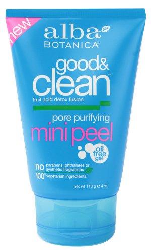 Alba Bontanica Good & Clean Pore Purifying Mini Peel
