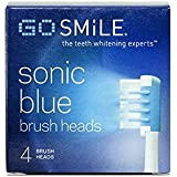 Sonic Blue Replacement Brush - Set of 4