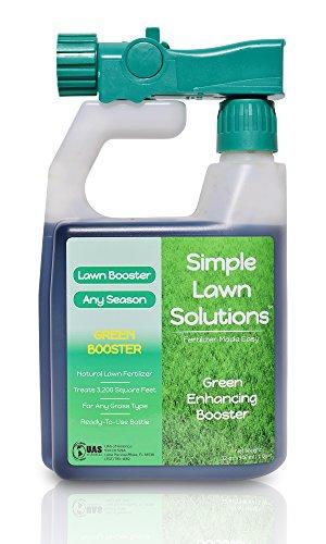 Intense Green Grass Enhancing Booster- Natural Spray ...